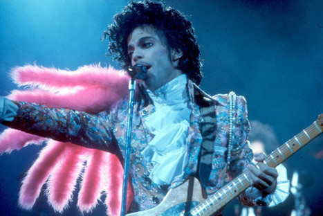 15 Brilliantly Ridiculous Outfits Worn By Prince | Le Lol et le Whaou des Internets | Scoop.it