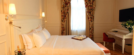 Home | Corinne Hotel Istanbul | Scoop.it