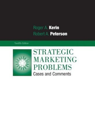 Prices for Strategic Marketing Problems: Cases and Comments (12th Edition)   SEO and Digital Marketing - Eugene Aronsky   Scoop.it