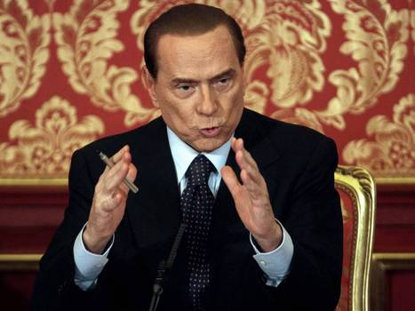Silvio Berlusconi 'asked Italy's secret service to bump off Muammar Gaddafi' - The Independent | Saif al Islam | Scoop.it