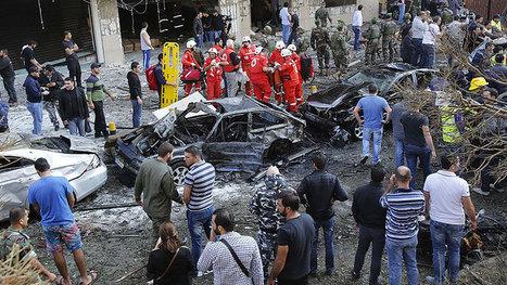 Al menos 22 muertos tras dos explosiones cerca de la embajada de Irán en Líbano - RTVE.es | elsabelotodo | Scoop.it
