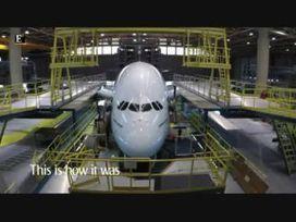 A primeira vez que o A380 foi à oficina | Heron | Scoop.it