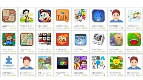 Las TICs y su utilización en la educación : 20 apps para la ayuda con el Autismo | NEE Y PSIC | Scoop.it