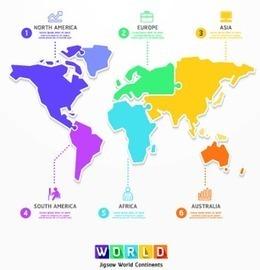 Curiosités cartographiques | Courants technos | Scoop.it