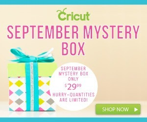 Cricut September Mystery Box Only $29.99 ($100 Value) | amomsparadise | Scoop.it