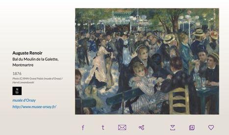 Images d'art. Collectionnez les plus belles images des musées français | Gestire dati e informazioni | Scoop.it