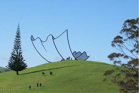 Sculpture that looks like a comic... | Art for art's sake... | Scoop.it