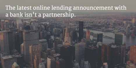 Goldman Sachs Is Entering P2P Lending Becoming the 1st Bank to Launch a Platform | P2P and Social Lending: Global Trends | Scoop.it