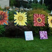 Free Projects: Recycled Garden Art | Back Yard Garden Projects | Scoop.it