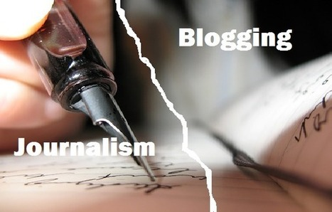 Is Blogging Different From Journalism | Investing in Florida Real Estate | Scoop.it