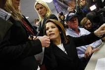 Bachmann calls 'Occupy' protesters 'Obama's advance team'   United States Politics   Scoop.it