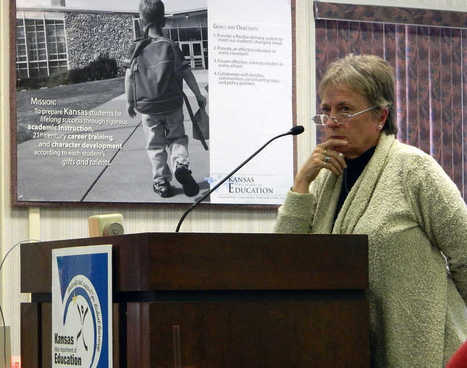 State board receives update on language teaching - Topeka Capital Journal | Englisheducation | Scoop.it