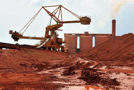 Qui sauvera l'industrie minière africaine ? | Afrique | Scoop.it