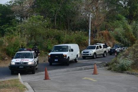 Trasladan a más de 20 cabecillas de pandillas al penal de Zacatraz | El Salvador: Registros del Delito | Scoop.it