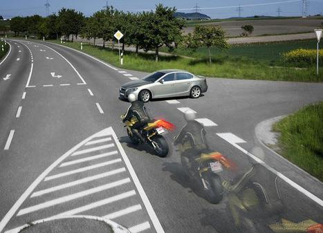 Motorcycle Braking - Motorcycle Safety - Tip 1 ~ Grease n Gasoline | Motorcycles | Scoop.it