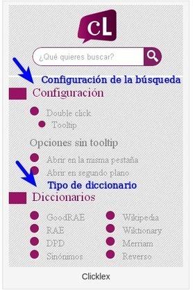 Rincón de Lengua y Literatura - ClickLEX, una nueva herramienta de Molino de Ideas   Semper Magister   Scoop.it