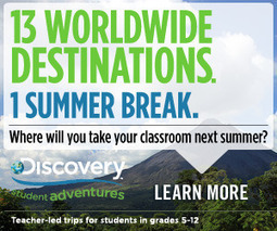Free Teacher Resources | Discovery Education | Digital Learning for Educational Leaders | Scoop.it