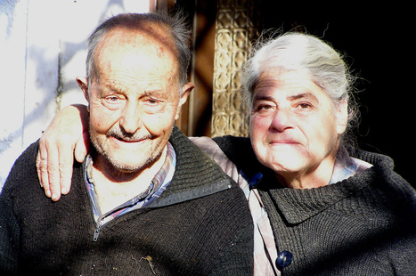 Research Based Relationship Advice From Couples Who've Been Together For 40+ Years | Healthy Marriage Links and Clips | Scoop.it