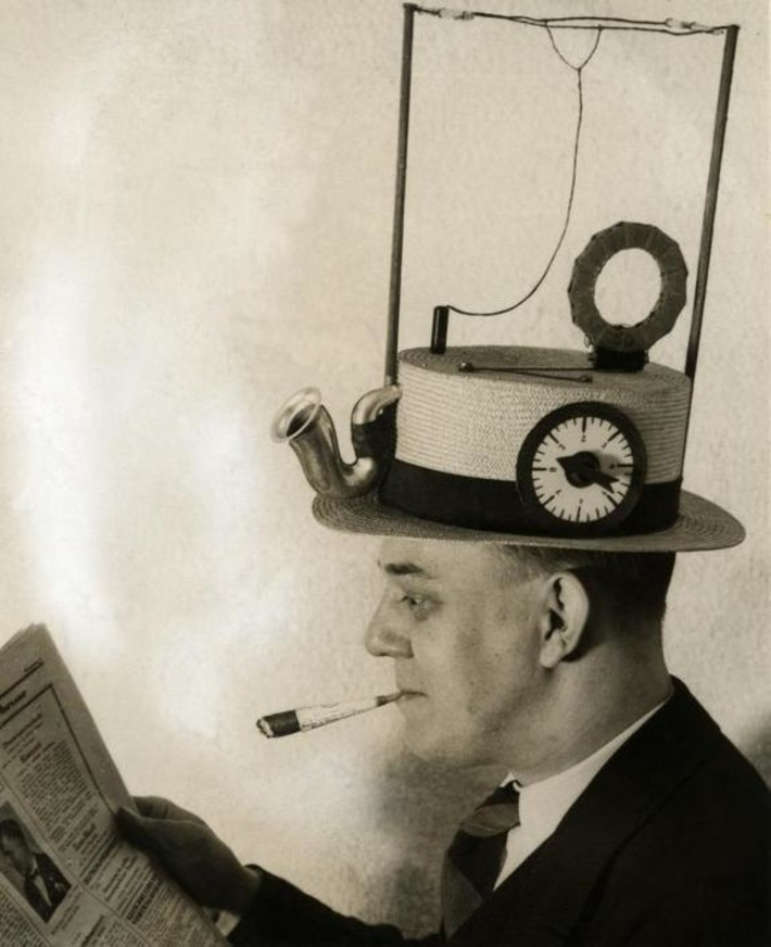 27 of History's Strangest Inventions | Kitsch | Scoop.it