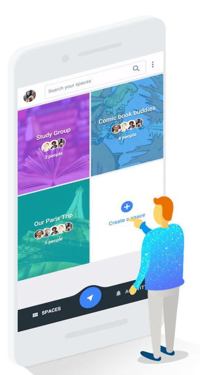 Transformation Digitale : Une plateforme de travail collaboratif débarque chez Google. | Transmedia and CM | Scoop.it