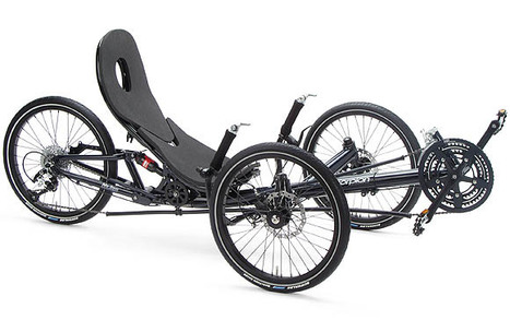 HP Velotechnik - Products - Scorpion Trike (Dreirad) | Bikes and welding projects | Scoop.it