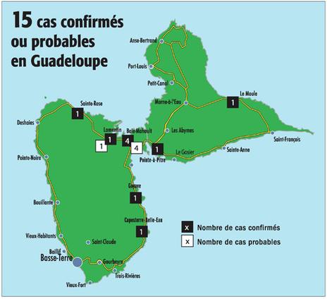Chikungunya : vers une épidémie de grande ampleur | Toxique, soyons vigilant ! | Scoop.it