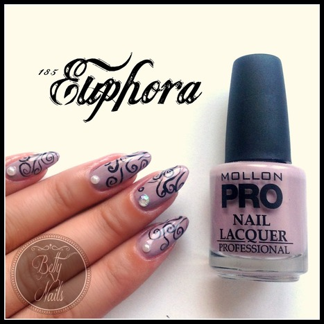 Betty Nails: Mollon Pro 185 Euphora - Spring 2014 Collection | Betty Nails | Scoop.it
