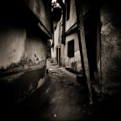 Alain Etchepare photographies - The big city study 54 | fine art photography | Scoop.it