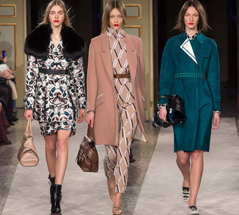 Tod's Fall/Winter 2015-2016 Collection - Milan Fashion Week | Le Marche & Fashion | Scoop.it