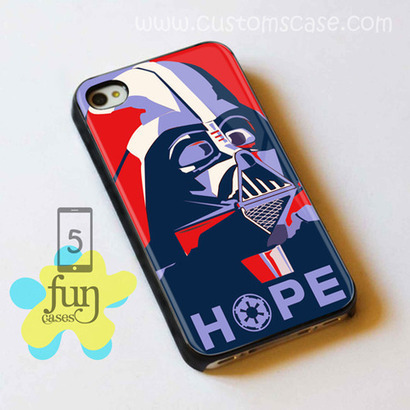 Darth Vader Hope iPhone 5 Case Cover from Funcases | Sport Merchandise | Scoop.it