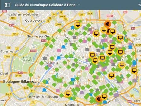 Découvrez le guide du numérique solidaire à Paris par Emmaüs Connect !   Associations - ESS - Participation citoyenne   Scoop.it