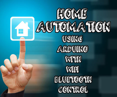 Home automation using arduino with wifi, bluetooth and IR remote control | Raspberry Pi | Scoop.it