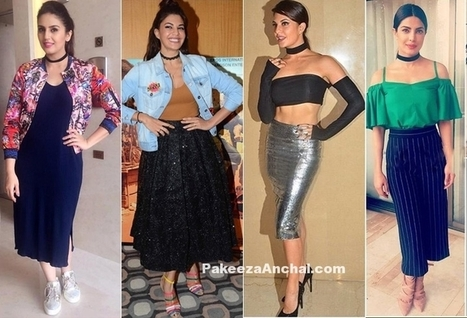 Bollywood Celebrity in Choker Necklace Styles   Indian Fashion Updates   Scoop.it