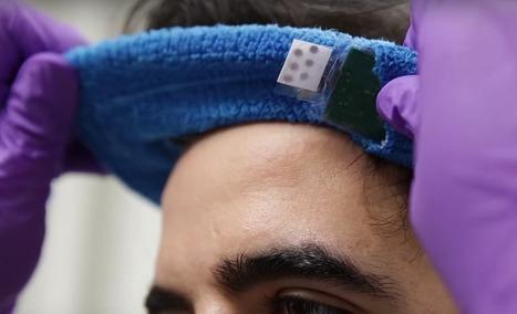 Sweat Sensor, le capteur santé qui se glisse sous vos habits | le monde de la e-santé | Scoop.it