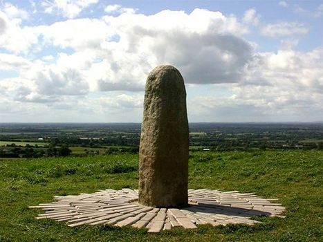 5000 year old Hill of Tara heritage icon vandalized (VIDE... - IrishCentral | Diverse Eireann- Sports music arts heritage and travel | Scoop.it