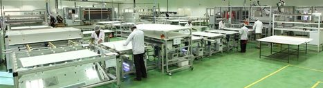 The Future of PV Module Manufacturing | Solar Energy & Resources | Scoop.it