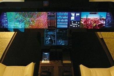 Thales, l'avion au doigt et à l'œil | Odicis Thales | Scoop.it