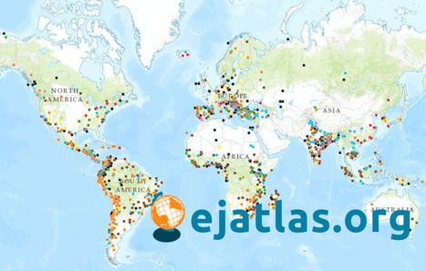 Atlas de Justicia ambiental - Mapping Environmental Justice | Educación 2.0 | Scoop.it