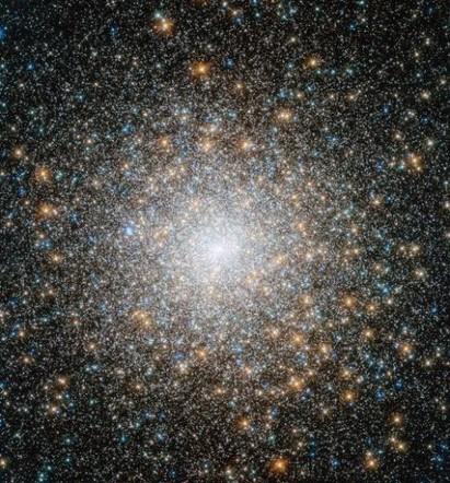 Escudriñando a un antiquísimo y misterioso cúmulo de estrellas   astronomia   Scoop.it