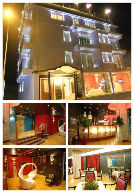 Suggested Le Marche Accommodation: Hotel la Rosa dei Venti, Monte San Giusto | Le Marche Properties and Accommodation | Scoop.it
