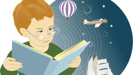 How to Get Kids Hooked on Nonfiction Books This Summer | Reading for all ages | Scoop.it