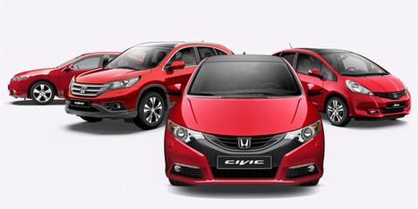 Honda encabeza el ranking de las marcas más fiables para la OCU - CarAndDriverTheF1   Autos   Scoop.it