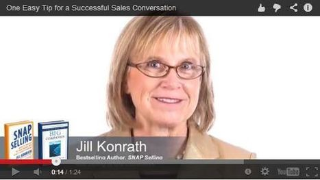 One Easy Tip for a Successful Sales Conversation | Sales & Marketing | Scoop.it