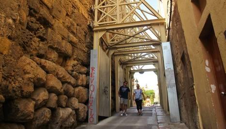 Las murallas de Tarragona buscan la firmeza perdida | Centro de Estudios Artísticos Elba | Scoop.it