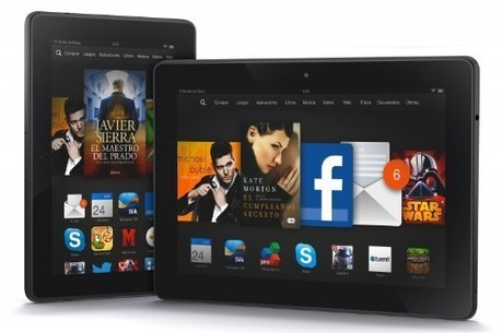 Amazon se adelanta al iPad | El Gadgetoblog | Blogs | elmundo.es | Interes Scoop.it | Scoop.it