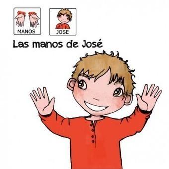 Cuentos para niños con pictogramas TEALAS MANOS   NEE   Scoop.it