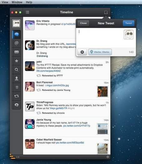 Tweetbot for Mac: Public Alpha Review | Digital-News on Scoop.it today | Scoop.it