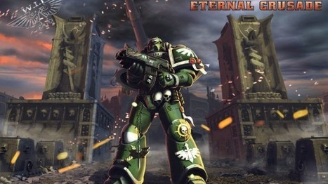 E3 2014 : Warhammer 40.000 Eternal Crusade : le Free-to-play ... - JeuxVideo.com | Warhammer | Scoop.it