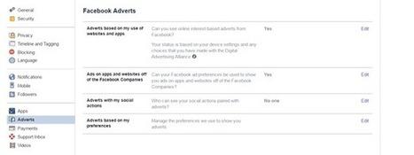 Η «τρομακτική» νέα ρύθμιση του Facebook που δεν γνωρίζεις και πρέπει να απενεργοποιήσεις ΑΜΕΣΩΣ! | ΜΕΤΑ - ΤΕΧΝΟΛΟΓΙΑ | Scoop.it