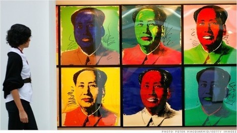 Chinese snap up fine art for use in laundering schemes - CNN   Ancient Art   Scoop.it